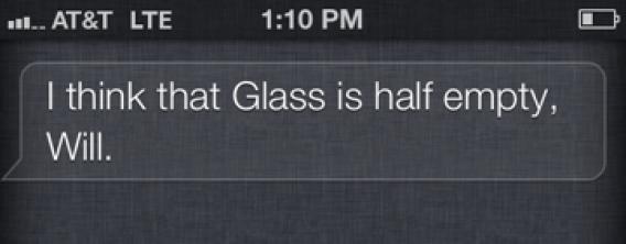 Siri OK Glass 6
