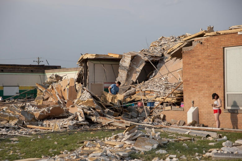 Tornado Season This Year Has Been Devastating. Can We Blame Climate Change?