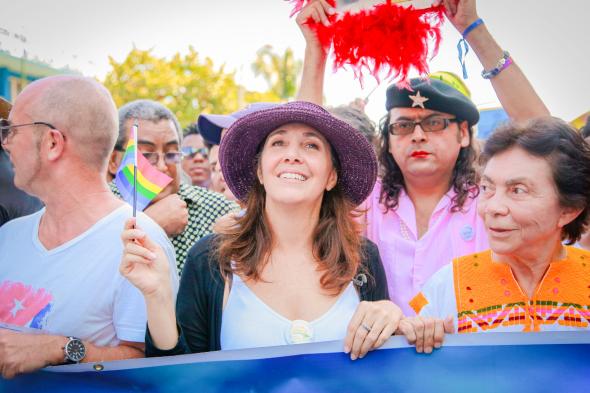Fidel castro.cuba gay
