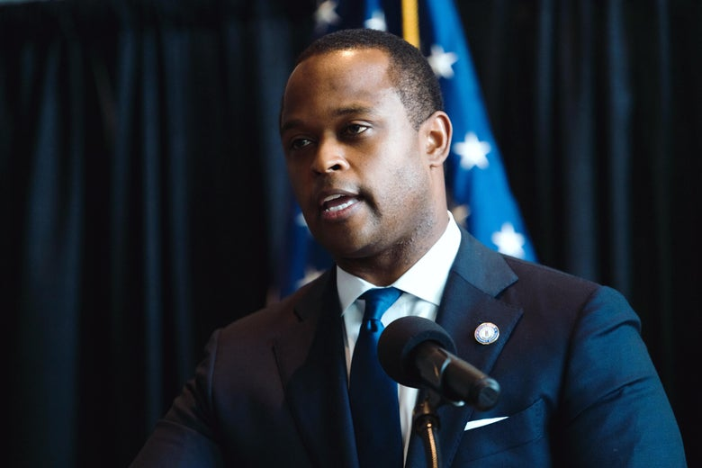 How Daniel Cameron Kentucky S Black Attorney General Passed The Breonna Taylor Test For His Republican Supporters