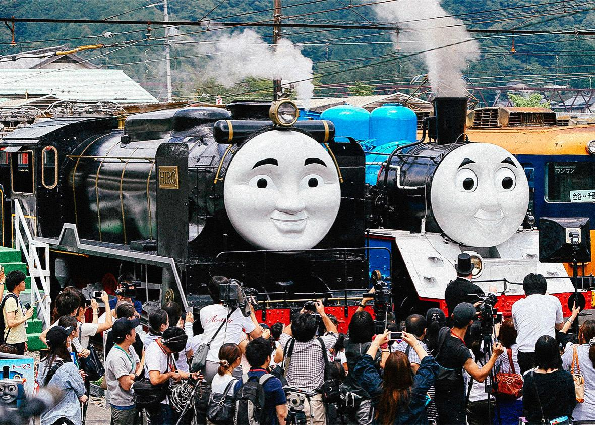 Thomas and Hiro