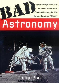 Bad Astronomy book