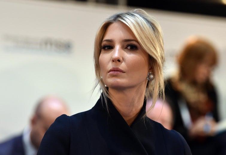 Ivanka Trump Films Endorsement of Nikki Haley's Daughter for Student Government Race