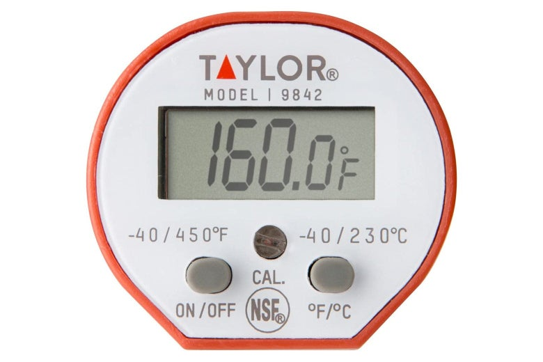 A Taylor thermometer.