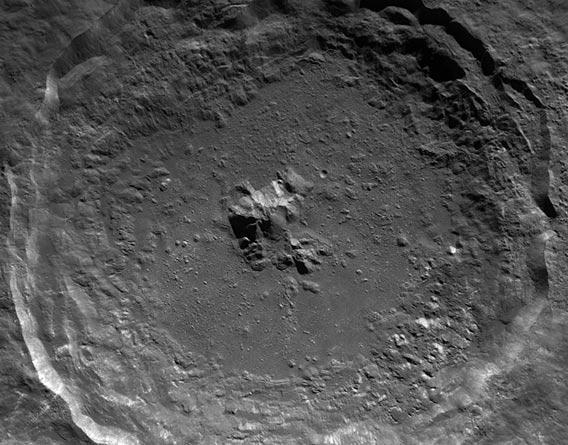 LRO image of Tycho