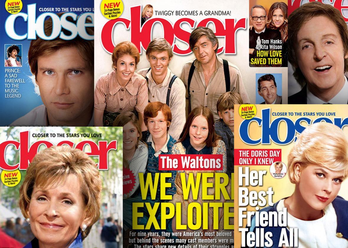 closer magazine.