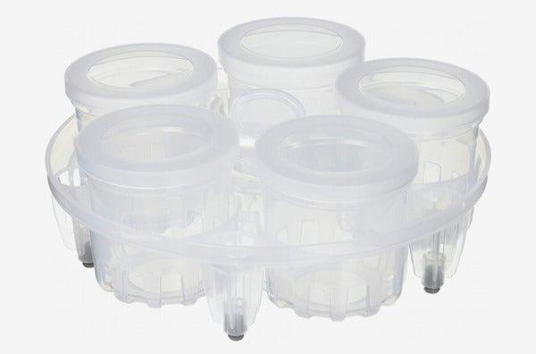 Genuine Instant Pot Yogurt Maker Cups.