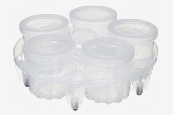 Genuine Instant Pot Yogurt Maker Cups.
