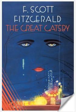 The Great Gatsby by F. Scott Fitzgerald.