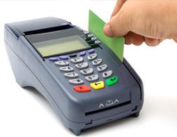 Debit card. Click image to expand.
