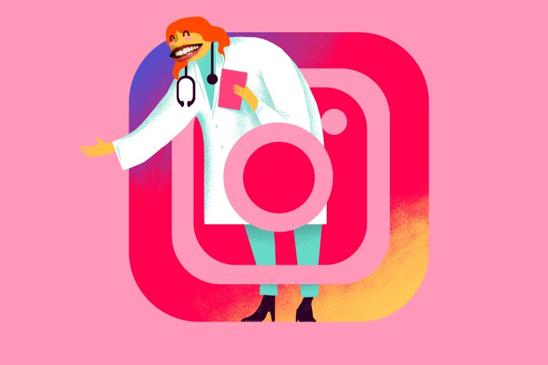 Medical students are the latest crop of Instagram influencers