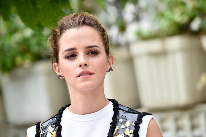 "Embrace Being Single, Emma Watson! Enough With This ""Self-Partnered"" Nonsense."
