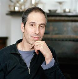 Author James Lasdun.