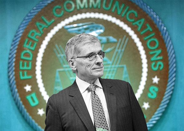 Federal Communication Commission Chairman Tom Wheeler.