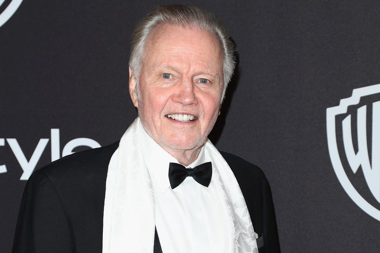 Jon Voight attends the InStyle And Warner Bros. Golden Globes After Party, 2019.