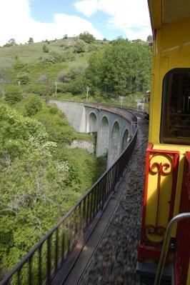 Le Petit Train Jaune.