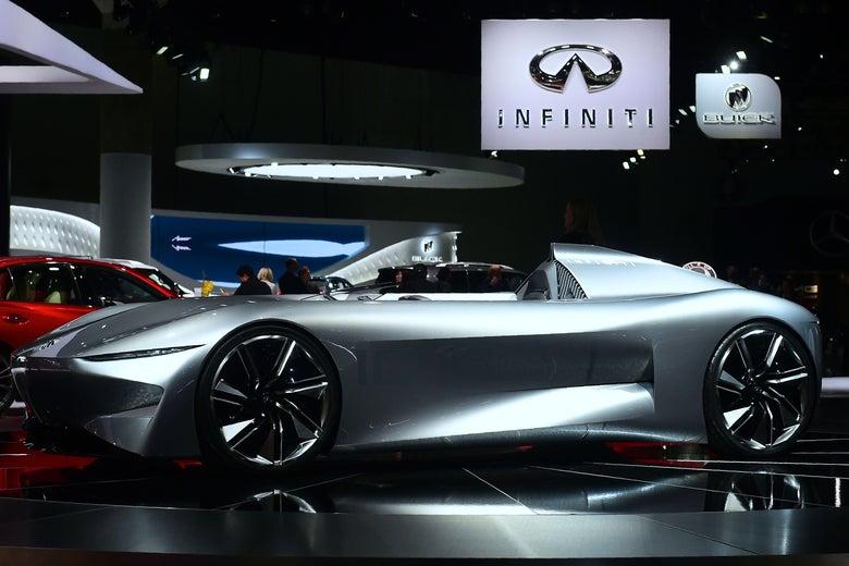 The Infiniti 10 Concept