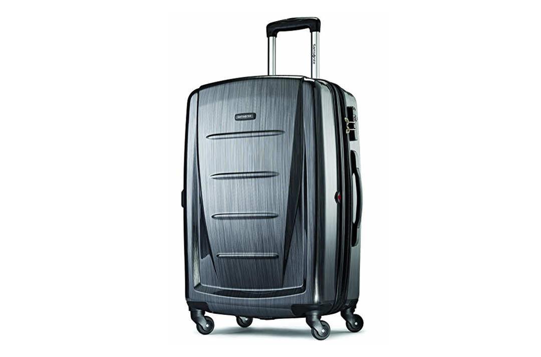 Samsonite Luggage Winfield 2 Fashion HS Spinner 24.