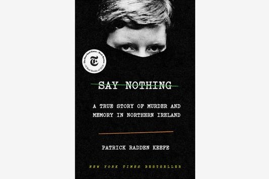 """""""Say Nothing"""""""