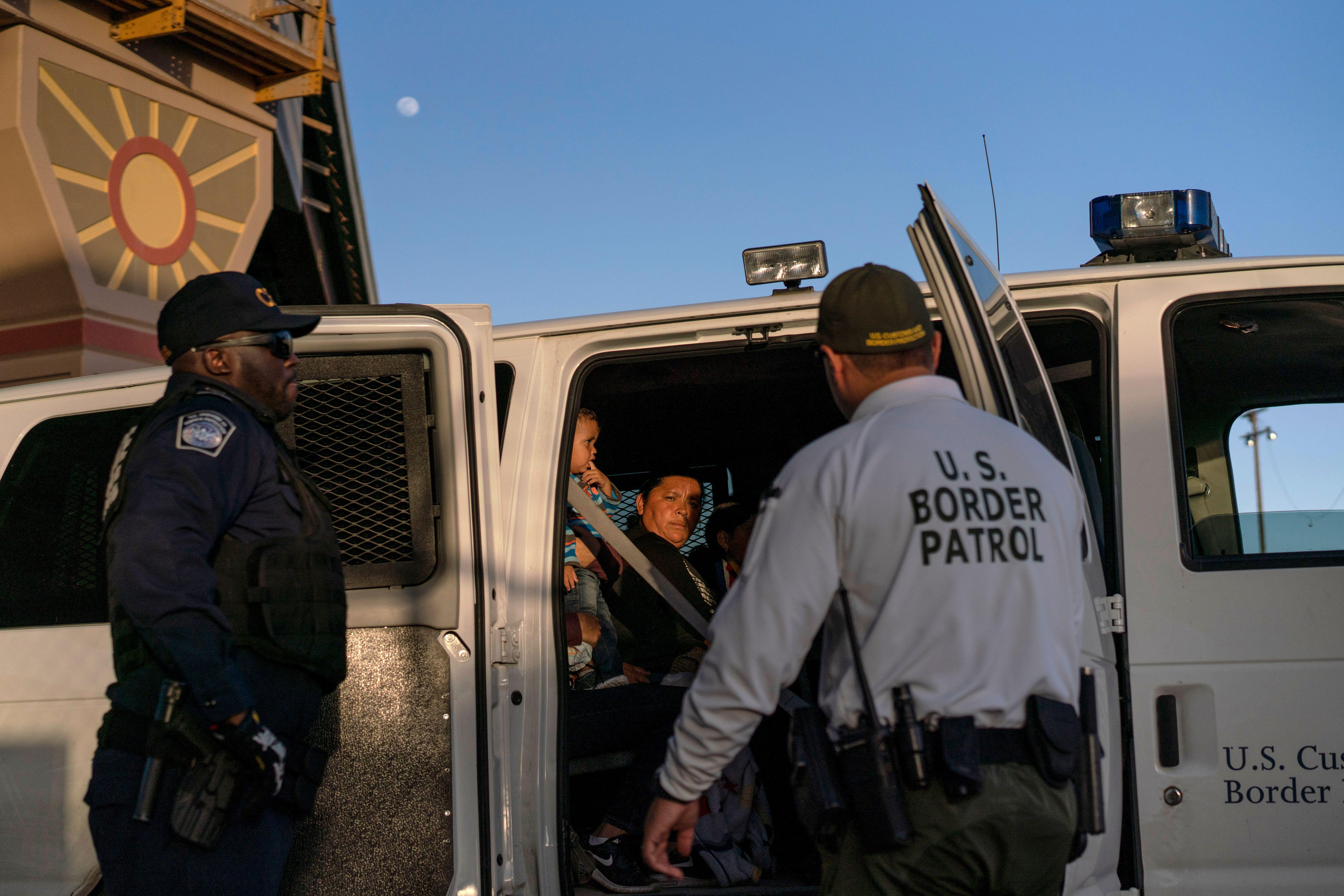slate.com - Molly Olmstead - Border Patrol Agent Charged With Hitting Guatemalan Man With Truck Had Called Migrants 'Subhuman' and 'Savages'