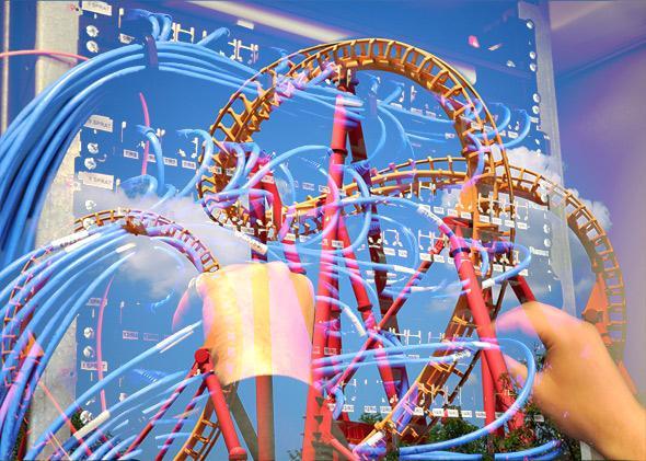 A Net Neutrality Roller Coaster.
