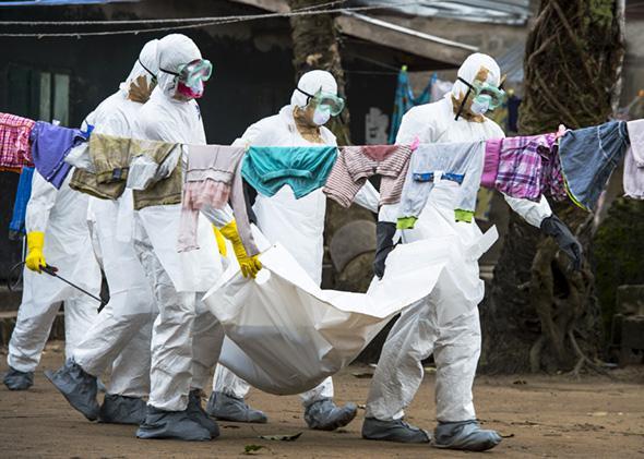 Liberia - Ebola outbreak
