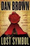 The Lost Symbol by Dan Brown.