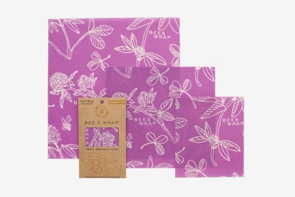 Bee's Wrap Eco Friendly Reusable Food Wraps.