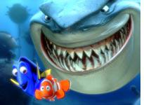 Pixar does fish: no sushi for Bruce the shark