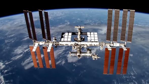Orbit: Animation of the Earth from the ISS.