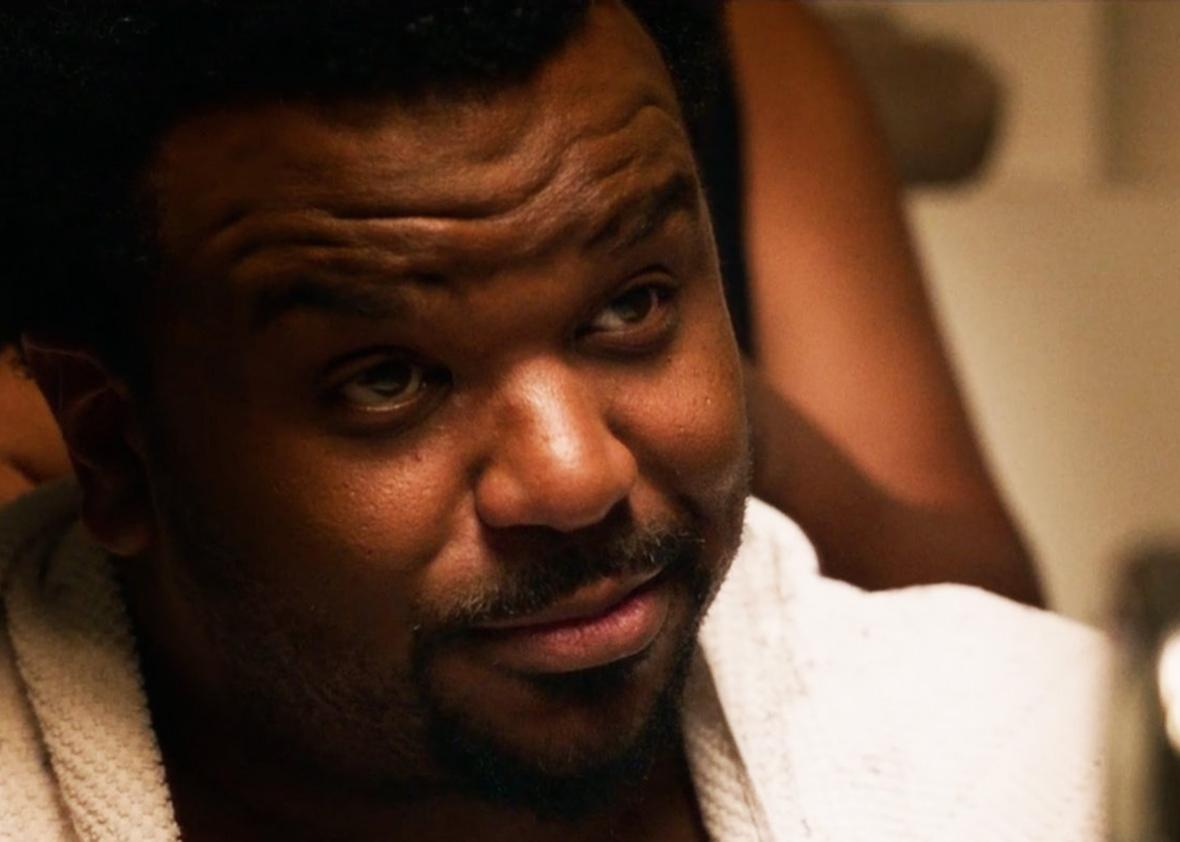 Craig Robinson in Morris from America.