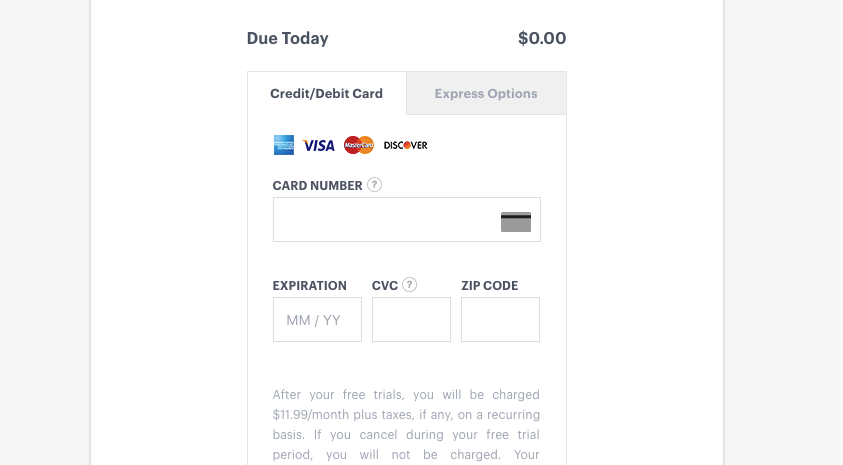 Sure, I'll give you my credit card number!
