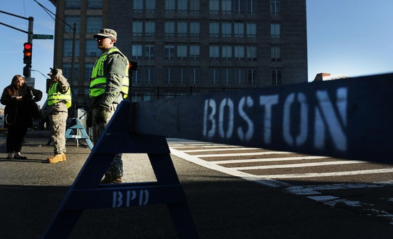 No Timothy Mcveigh Was Not Autistic >> Boston Marathon Bombing Conspiracy Theories Depend More On People S
