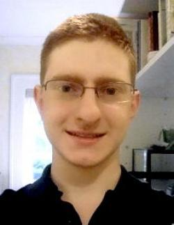 Self-photographed image of Tyler Clementi.