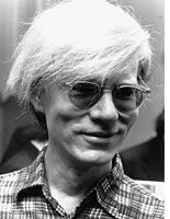 Andy Warhol. Click image to expand.