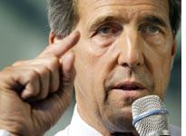 Kerry speaks up on Iraq