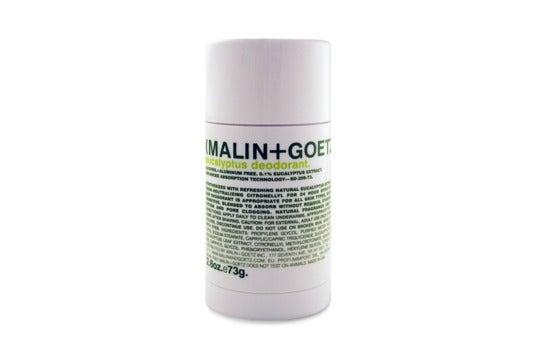 Malin + Goetz Eucalyptus Deodorant.