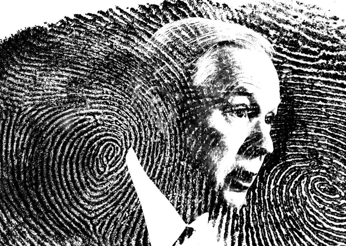 Jeff Sessions, fingerprints