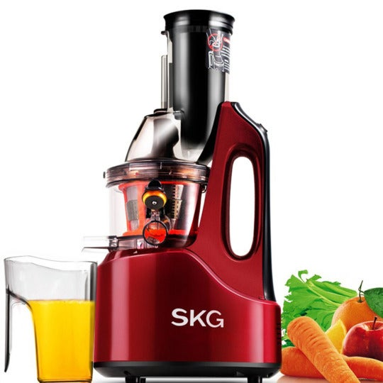 SKG masticating juicer.