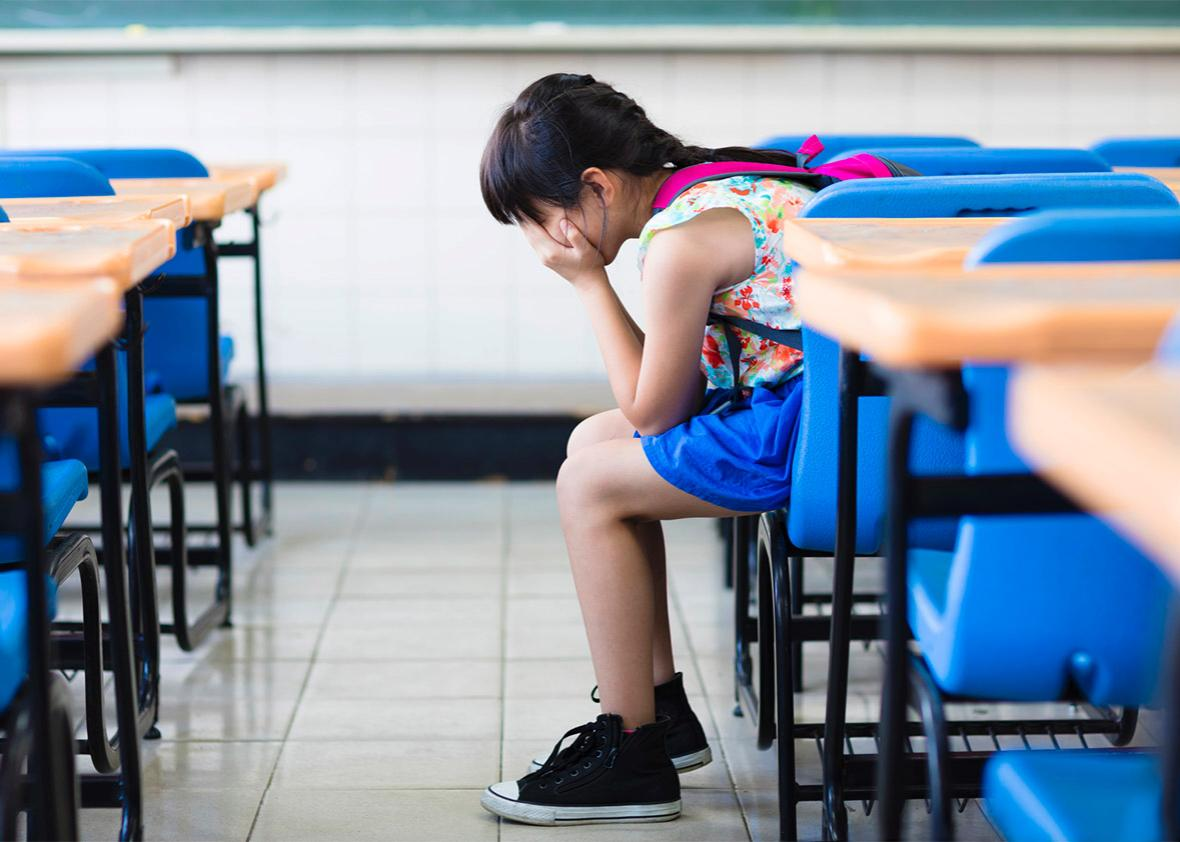 Unhelpful Punishment >> The Stress Low Income Kids Experience Affects Their Brains