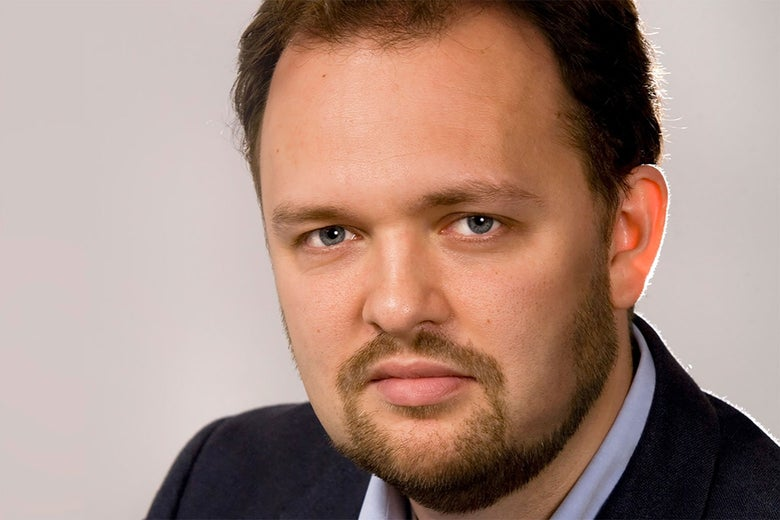 Columnist Ross Douthat.