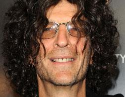 Howard Stern. Click image to expand.
