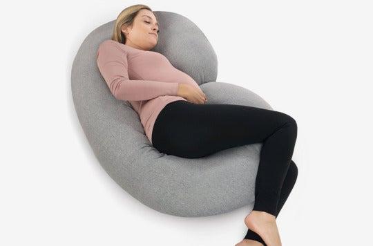 PharMeDoc pregnancy pillow.