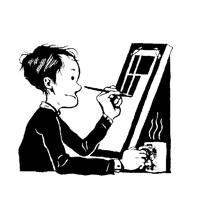 The Cartoonist Studio Prize logo.