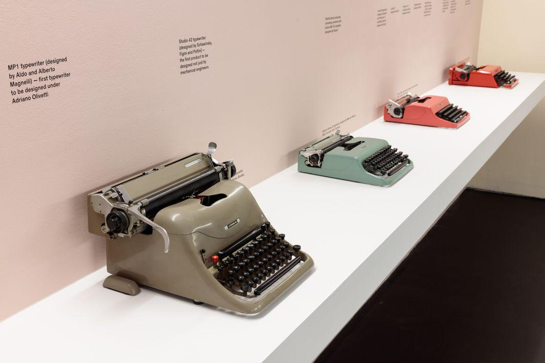 ICA Exhibition: Olivetti: Beyond Form and Function