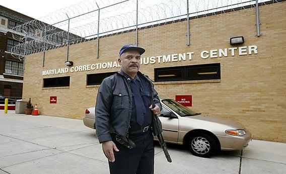 Baltimore Jail