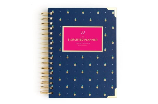 Emily Ley Paper planner.