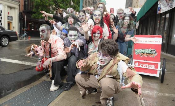 Zombie Zynga lurches on.