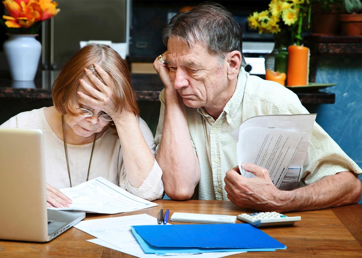 retirement crisis.