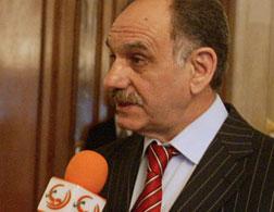 Former Baathist politician Saleh al-Mutlaq. Click to expand.
